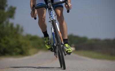 Road cycling bike